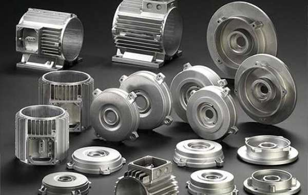 Observation for the die casting mold